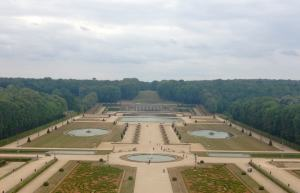 Gardens of Chateau de Vaux-le-Vicomte