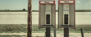 Old phone booths to represent market change