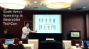 Scott Amyx Speaking on Affective Computing at Wearables TechCon Conference
