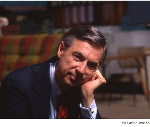 Mister Rogers Inspires Occupational Therapists