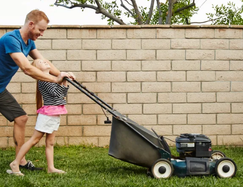 Lawnmower, Helicopter and Hovering Parents – Oh, My!