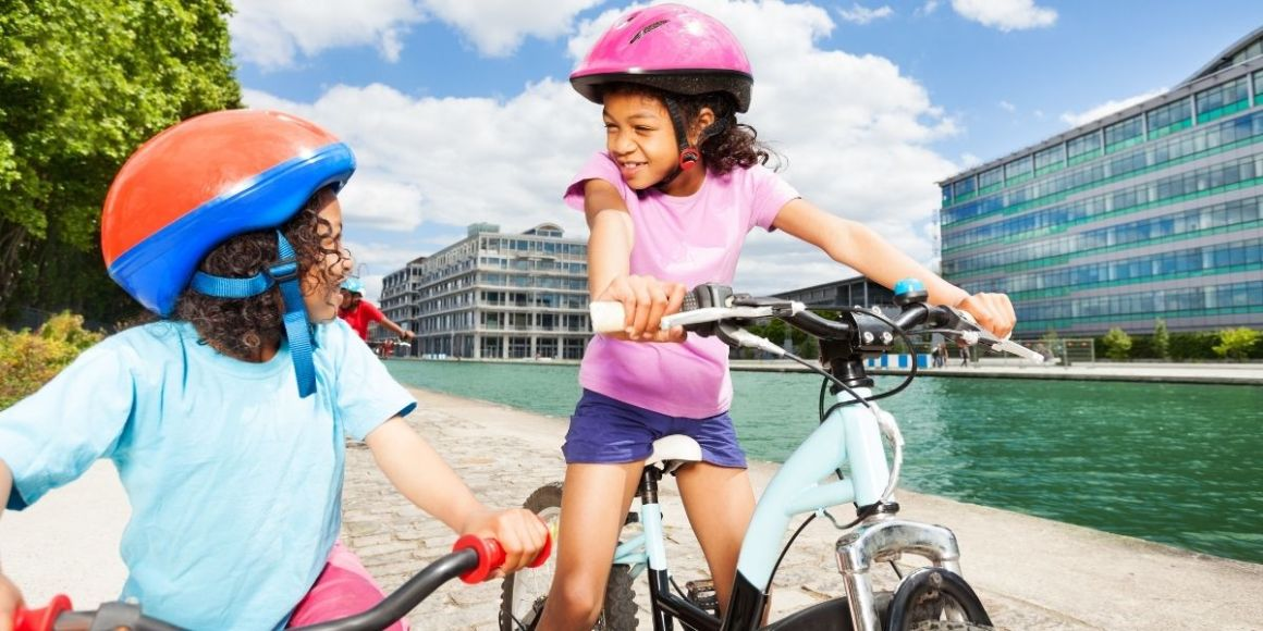 6 Reasons Why Teaching Bike Riding to Kids is Important