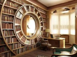 Home Library Design and Decorations Ideas 7