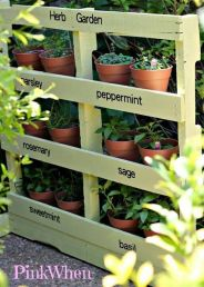 Simple Vertical Garden66