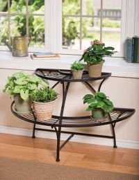 Cool Plant Stand Design Ideas for Indoor Houseplant 79 ...