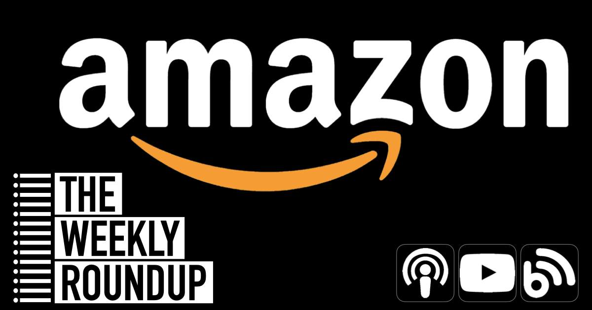 Weekly Amazon Email News and Updates