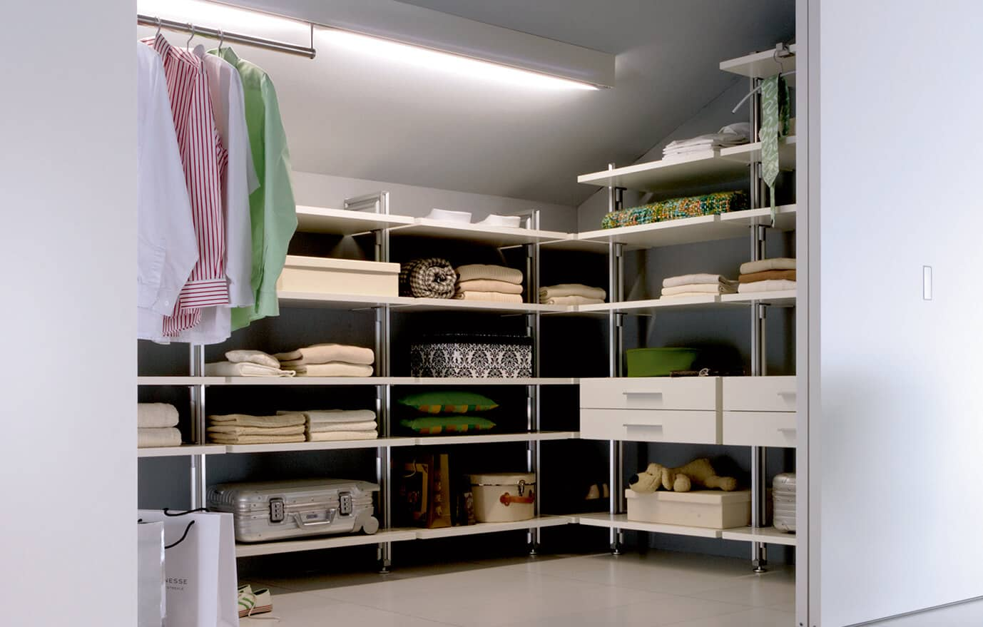 Quattro Plus – The Walk-In Wardrobe For Customers Who Demand The