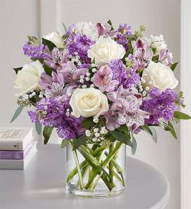 Lovely Lavender Medley 1800Flowers (Cruelty-Free Valentine's Day)