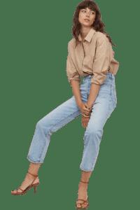 Vintage Jeans (Cruelty-Free Valentine's Day)