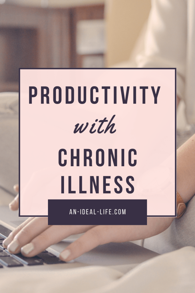 Productivity with Chronic Illness