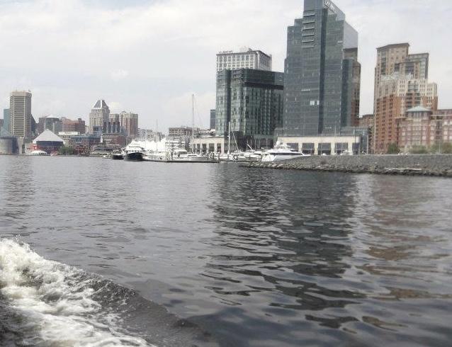 Baltimore Inner Harbor | An Ideal Life