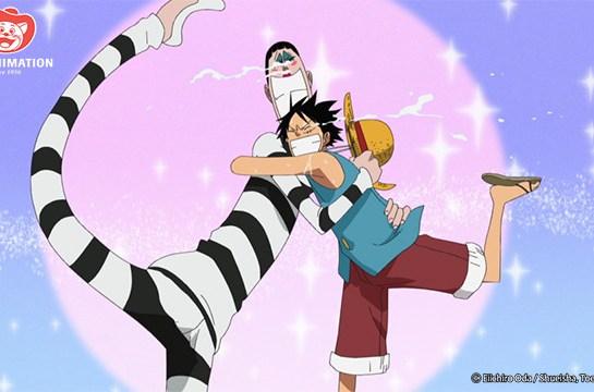 """أودا يُطمئن مُحبي One Piece حول العالم: """"المانجا لم تقف"""""""