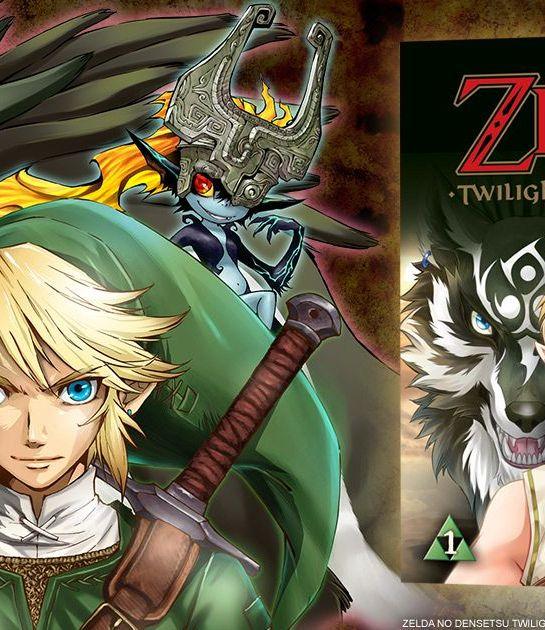 مانجا Zelda: Twilight Princess تدخل أركها الأخير قريبًا!