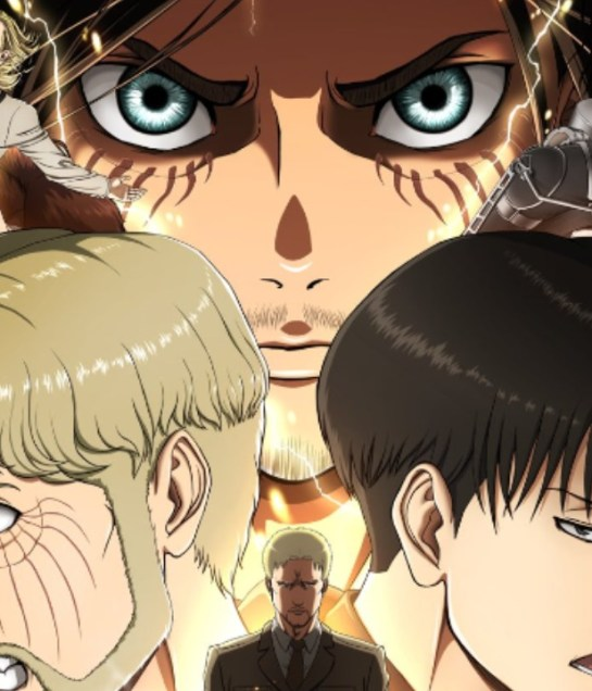 وأخيرًا .. العرض التشويقي للموسم الرابع والأخير من Attack on Titan !!!
