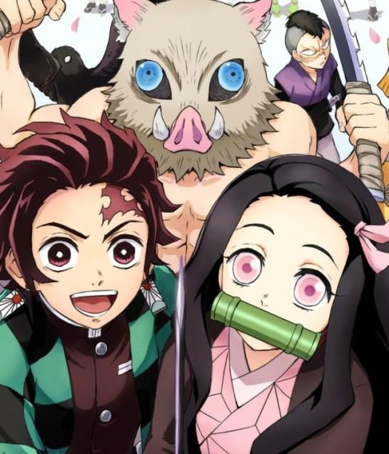 مانجا Demon Slayer: Kimetsu no Yaiba تحتفل بحلول يونيو، برسمٍ رائع!