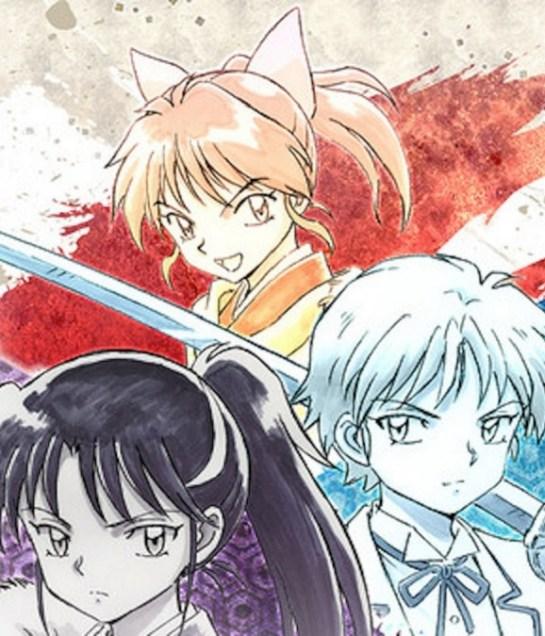 إليكم رسوم شخصيات الأنمي الجديد المقتبس عن Inuyasha !