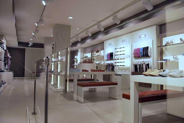 EVE Milano negozi in franchising