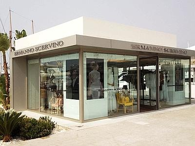 ERMANNO SCERVINO boutique Ibiza