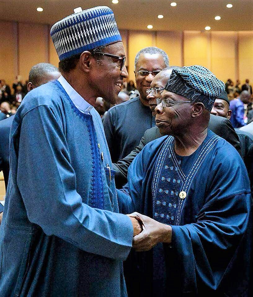 Obasanjo Tenders Fresh Demand Before President Buhari