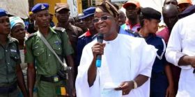Image result for Oyetola promises inclusive governance in Osun