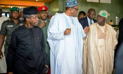 Tinubu Kicks Against Buhari Govt's Plan To Increase VAT