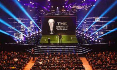 Full List Of Winners At 2018 Fifa Football Awards