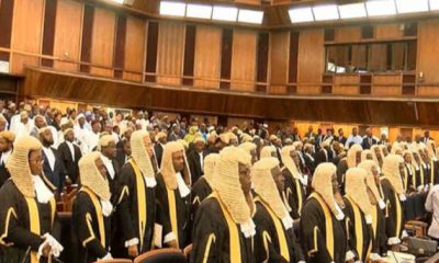 Complete List Of 30 Newly Appointed Senior Advocates Of Nigeria