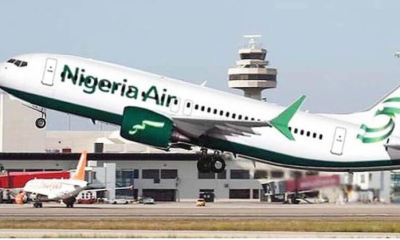 Why We Suspended Nigeria Air - FG