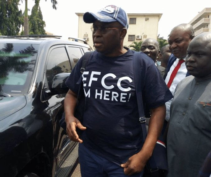 Revealed: The Amount EFCC Told Fayose To Return During Interrogation