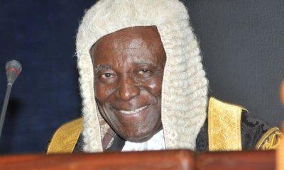 Breaking: Former Chief Justice Of Nigeria Dies