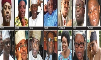 Full List Of 50 Prominent Nigerians On Buhari's Travel Ban