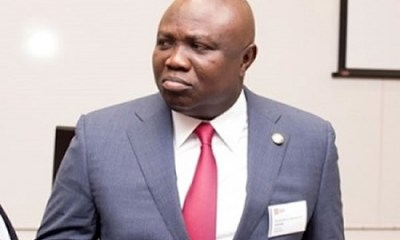 N9.9bn Fraud: No Cause For Alarm Over EFCC's Raid Says Ambode