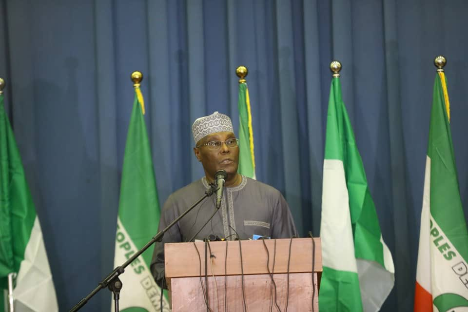 Full Text Of Atiku's State Of The Nation Address