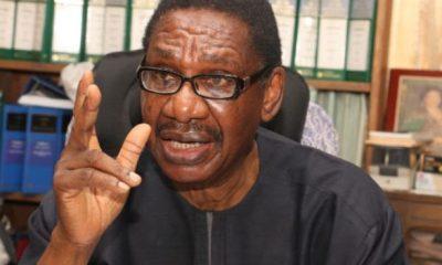 Sagay Bombs Obasanjo For Criticising Buhari, Osinbajo