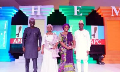 Sanwo-Olu, Hamzat Unveil Five Points Development Agenda For Lagos