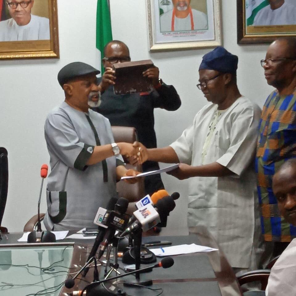 ASUU, FG Sign Agreement To End Strike