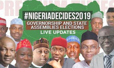 Live Updates: Governorship Election Results Across Nigeria