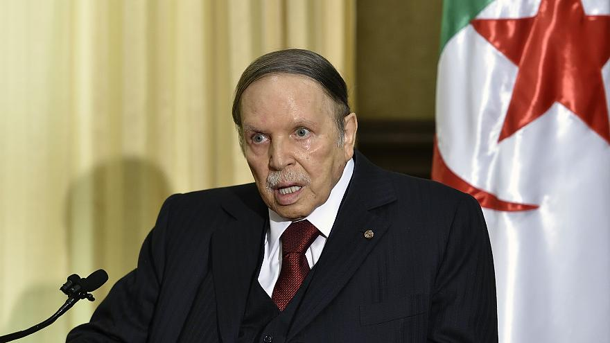 Algeria's longest-serving president Abdelaziz Bouteflika may be gone, but his unfinished Great Mosque of Algiers looms large as a symbol of his 20-year reign and, many say, his megalomania.