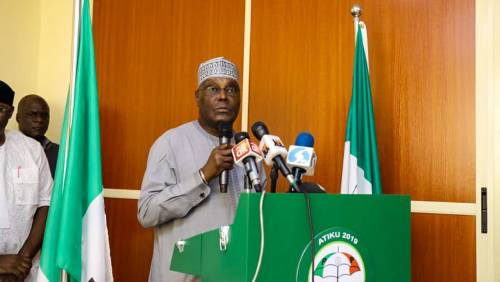 The presidential candidate of the People's Democratic Party (PDP) Atiku Abubakar has lamented Nigeria's increasing debt profile under the administration of President Muhammadu Buhari.