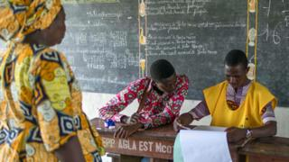 Folks in Benin are voting for a brand new parliament however with no single opposition candidate collaborating.