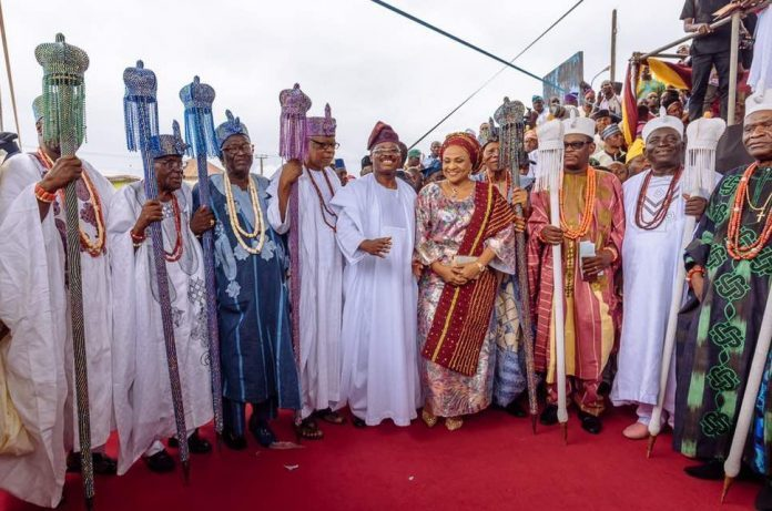 The Court of Appeal sitting in Ibadan on Thursday struck out a motion filed by the Osi Olubadan of Ibadanland, High Chief Rashidi Ladoja seeking quashing of the Oyo state government gazette that officially empowers the newly elevated and crowned Obas in Ibadanland.
