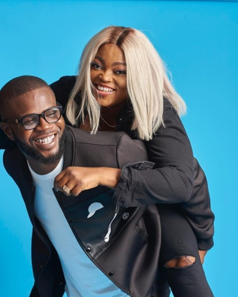 Awarding-winning Nollywood actress, Funke Akindele-Bello akaJenifa, has said it is unacceptable for her friends to feel so cozy with her husband that they start exchanging casual phone calls or text messages.