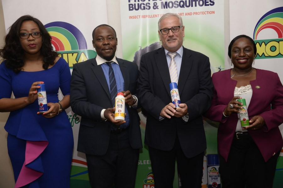 Mouka Limited, Nigeria's leading manufacturer of mattresses and other bedding products, has launched an innovative range of insect repellents in line with its mission of Adding Comfort to Life.