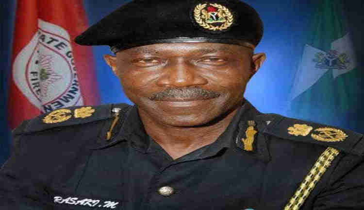 Kidnapped Lagos State Director of Fire Service, Rasaki Musibau and six others on Iwoye Bridge, along the Itoikin-Epe Road, Ikorodu have been released.