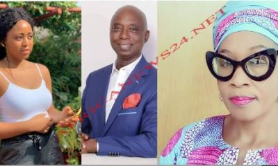 When we think we've heard it all about the latest celebrity couple in town Regina Daniels and Ned Nwoko, more news about the controversial lovebirds continues to pop up.