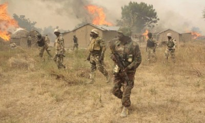 The Acting Director Army Public Relations, Col. Sagir Musa, has confirmed the killing of six bandits in Zamfara and arrest of 18 informants Monday.