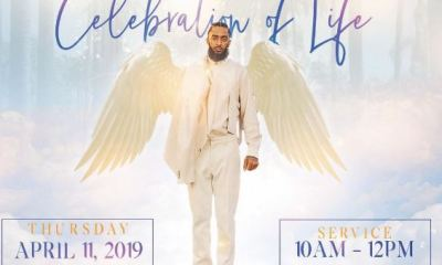 "A ""Celebration of Life"" has been planned for Nipsey Hussle, and some of his fans will have the opportunity to attend his memorial as tickets would be sold with top security."