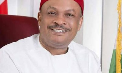 A Federal High Court sitting in Owerri, Imo state capital has dismissed a suit filed by Senator Sam Anyanwu representing Imo East senatorial districts, challenging the emergence of Imo state Governor-elect, Chief Emeka Ihedioha as the governorship candidate of the Peoples Democratic Party.