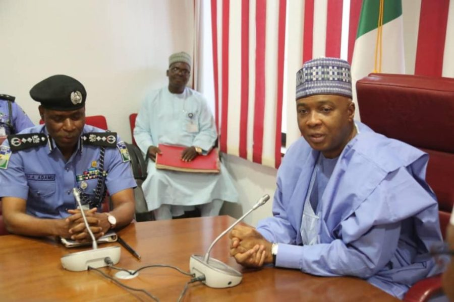 Nigerian Senate Passes Police Trust Fund Bill