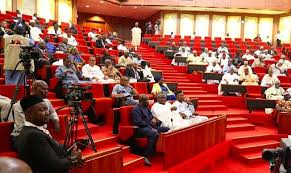 The Nigerian Senate on Thursday, September 26, commenced the consideration of its Legislative Agenda.